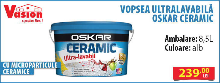 Promo Oskar Ceramic